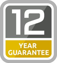 12 Year Guarantee